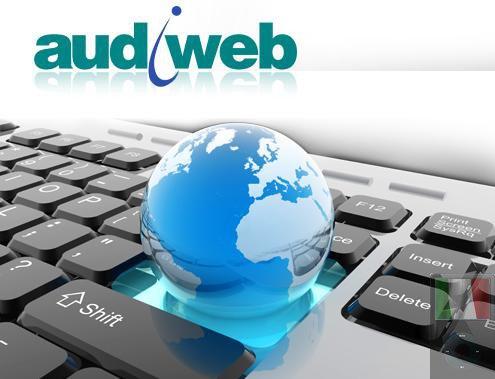 Gli italiani sul web: 21 milioni al  giorno secondo i dati Audiweb