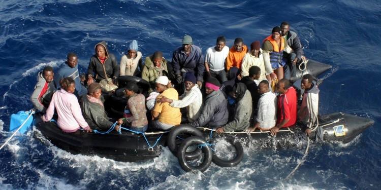 Operazione di Natale: centinaia di migranti salvati nel Canale di Sicilia