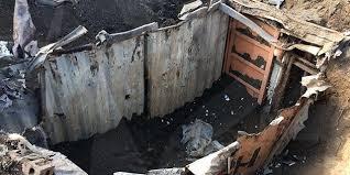 Scoperto nella locride un covo bunker utilizzato dalla 'ndrangheta