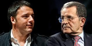 Il Quirinale al centro dell'incontro Prodi- Renzi, ma il premier non avanza proposte