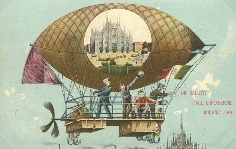 Expo ieri e oggi: lo Spettacolo della Modernità a Milano