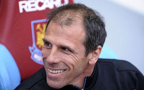 E' ufficiale: Zola è il nuovo allenatore del Cagliari