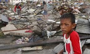 Filippine: 21 morti dopo il passaggio del tifone Hagupit