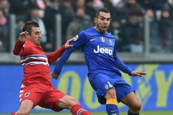 Gabbiadini ferma la Juventus: i bianconeri pareggiano 1-1 con la Sampdoria