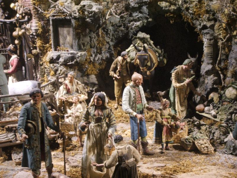 La tradizione del Presepe napoletano, se ne parla all'antica cioccolateria napoletana Gay-Odin