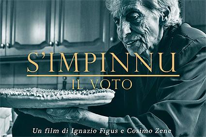 """Nuoro: presentazione del film """"S'impinnu"""" di Ignazio Figus e Cosimo Zene"""