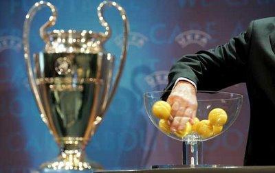 Champions, la Juve trova il Borussia PSG-Chelsea e City-Barca i big match