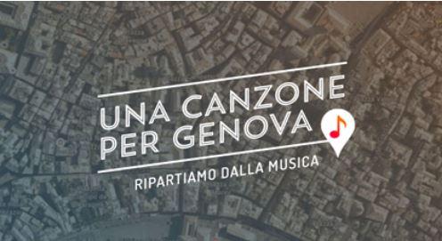 """""""Una canzone per Genova"""", una iniziativa di Siae per aiutare Genova e Chiavari"""