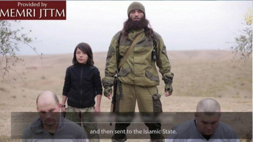 Il bambino dello Stato islamico