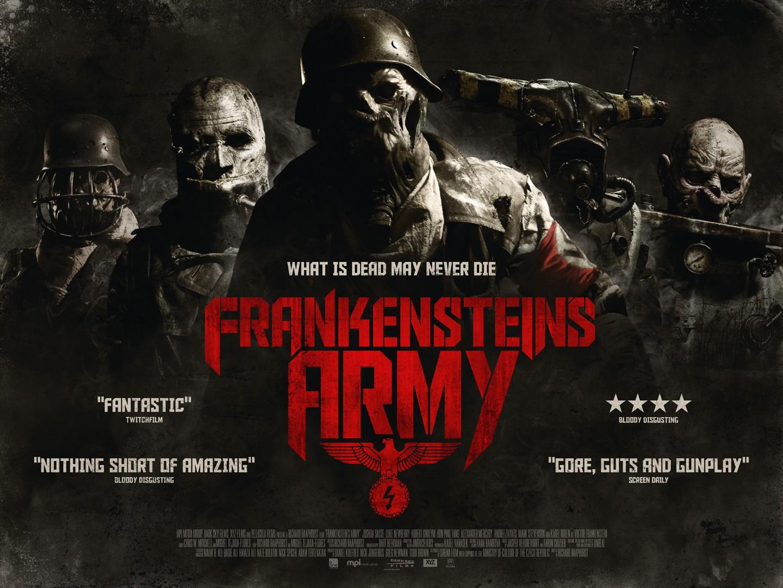 Frankenstein's Army, un horror con non morti, nazisti e tanta audacia