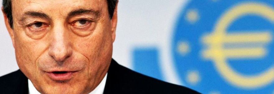 Draghi: acquisti da 50 miliardi al mese