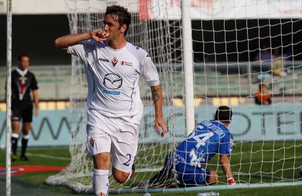 Fiorentina avanti al fotofinish contro il Chievo, decide Babacar