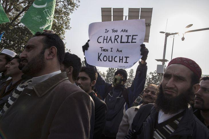 """""""Charlie Hebdo"""": le reazioni del mondo musulmano"""