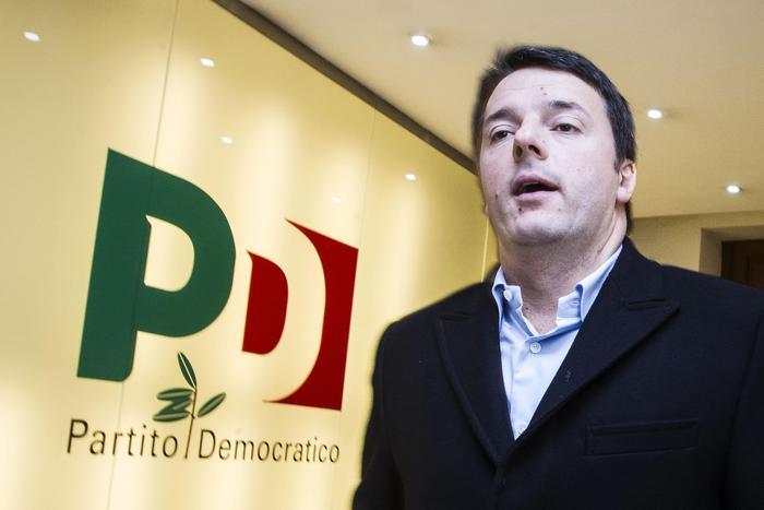 Renzi agli iscritti del Pd: «avanti con determinazione sulle riforme»