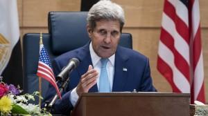 Il segretario di Stato americano John Kerry