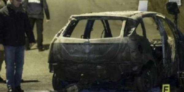 Lamezia Terme, ucciso e carbonizzato davanti a casa