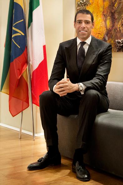 Nicola Spadafora il nuovo Console Onorario della Repubblica Federale Democratica di Etiopia in Milano