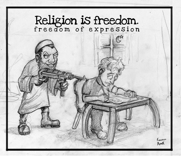 Religion is freedom