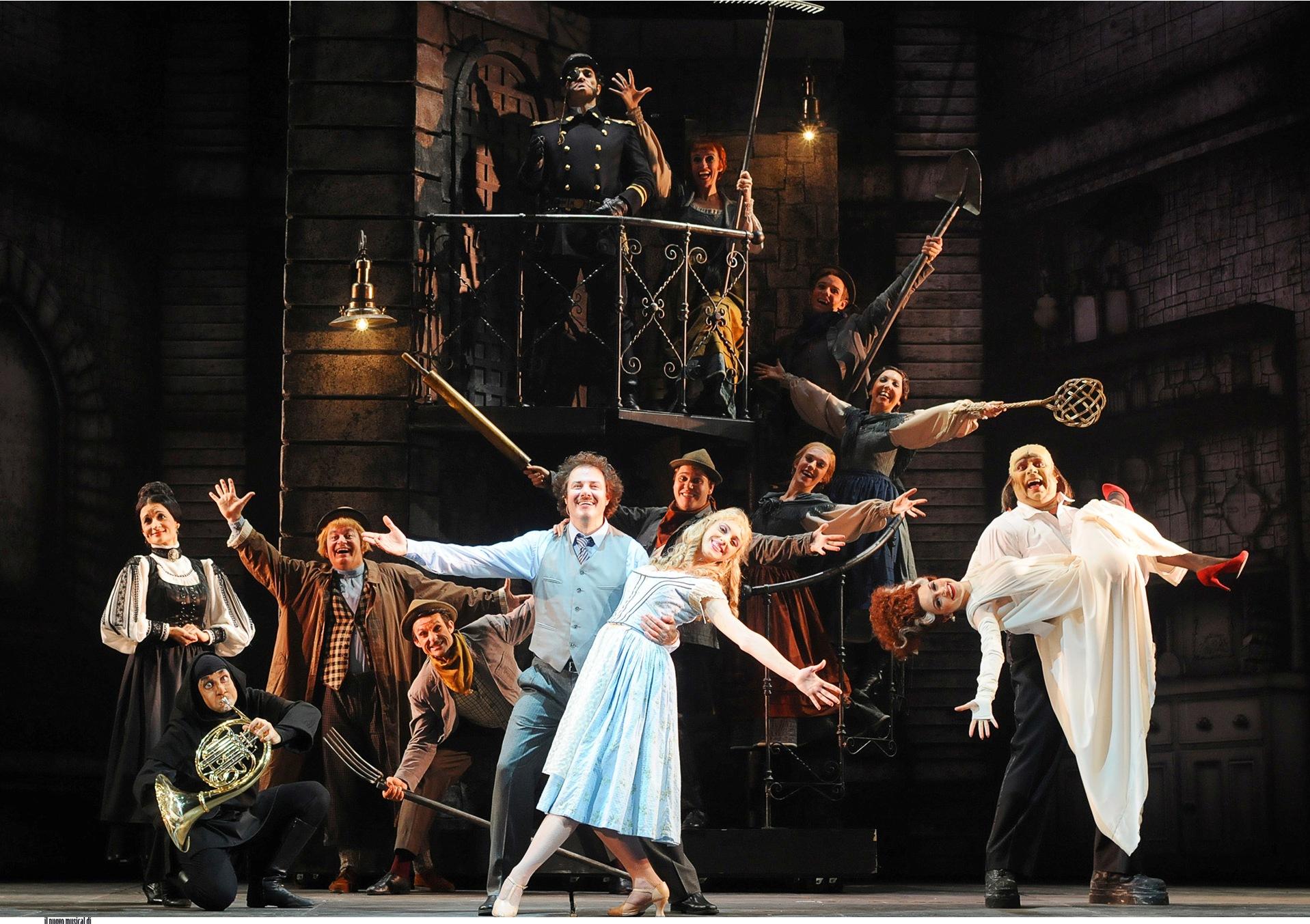 Il musical «Frankenstein Junior» ritorna al Teatro della Luna di Assago. Tre anni e non sentirli