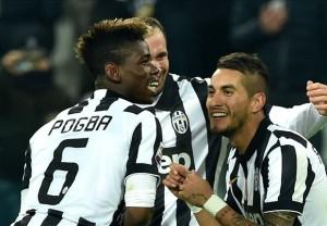Juventus-Hellas Verona 4-0