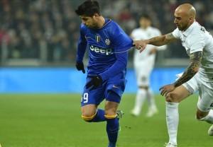 Juventus-Hellas Verona 6-1