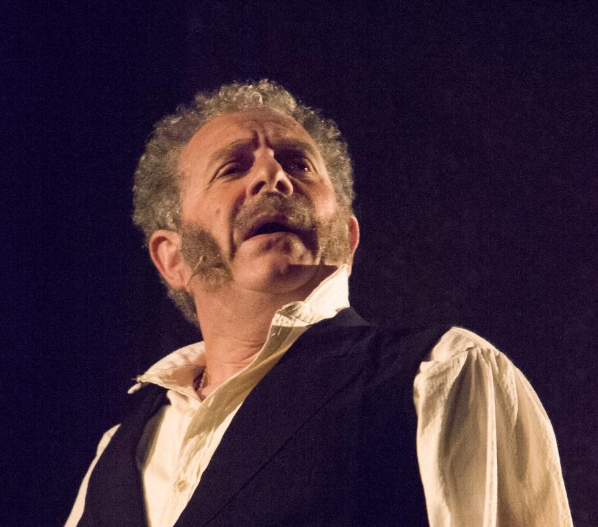 """""""Mastro Don Gesualdo"""", Guglielmo Ferro ed Enrico Guarneri, portano in scena il classico di Giovanni Verga"""