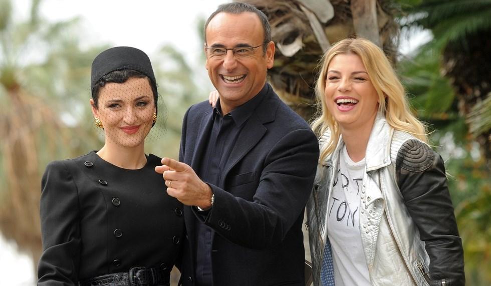 Sanremo 2015: Emma, Arisa e Rocio Muñoz Morales sono le vallette, Imagine Dragons gli ospiti della prima serata ma al Festival niente Pink Floyd