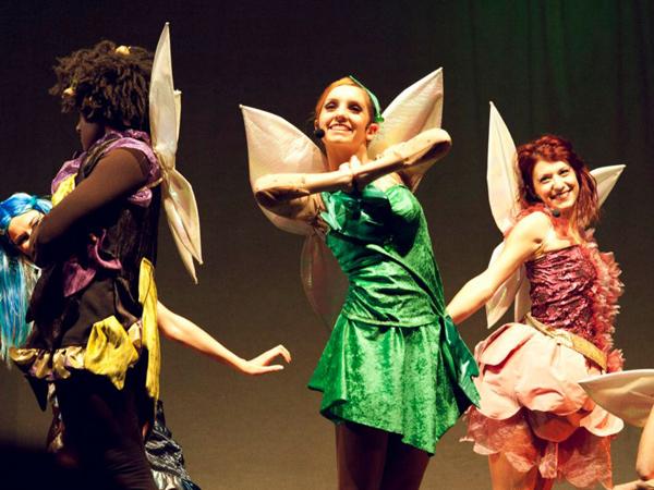 Per Manzoni Family, in scena Trilli la curiosa fatina di Peter Pan
