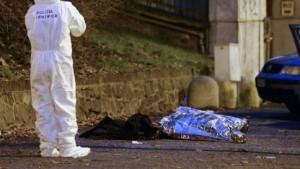 Udine omicidio-suicidio