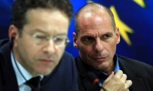Varoufakis - Dijsselbloem