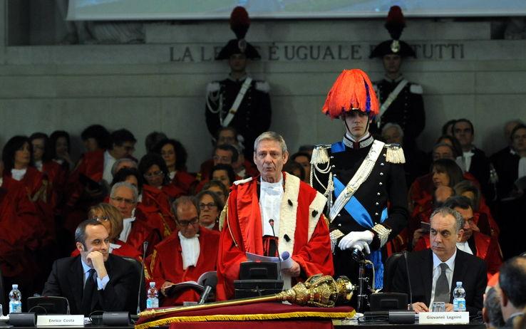 Anno giudiziario: scontro tra governo e magistratura. Evidenziato rischio terrorismo per Expo 2015