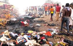 attentato Nigeria bambina kamikaze