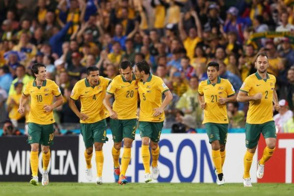 Coppa d'Asia, l'Australia passa senza problemi