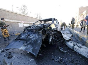 autobomba Yemen
