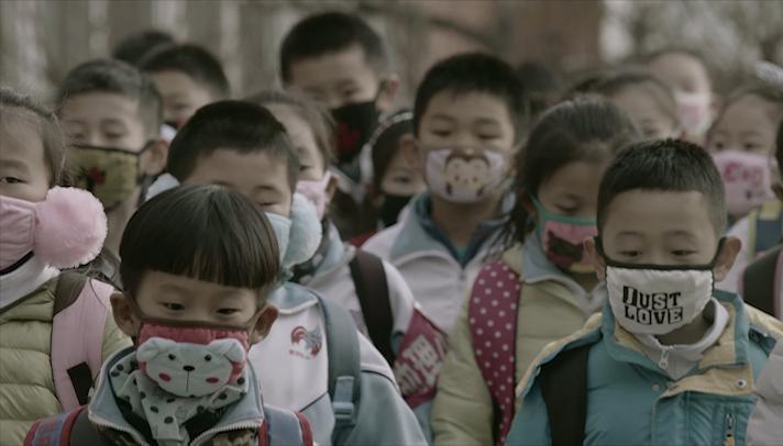 L'inquinamento cinese raccontato in un documentario