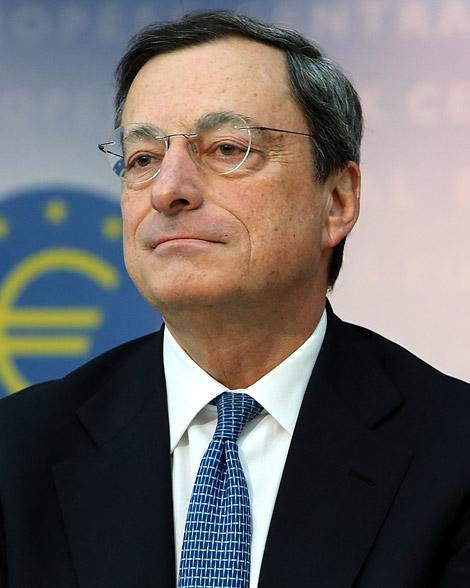 Draghi attacca, i mercati reagiscono
