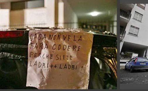 Roma: esplosione in una palazzina, un morto e 14 feriti. Trovato biglietto con minacce.