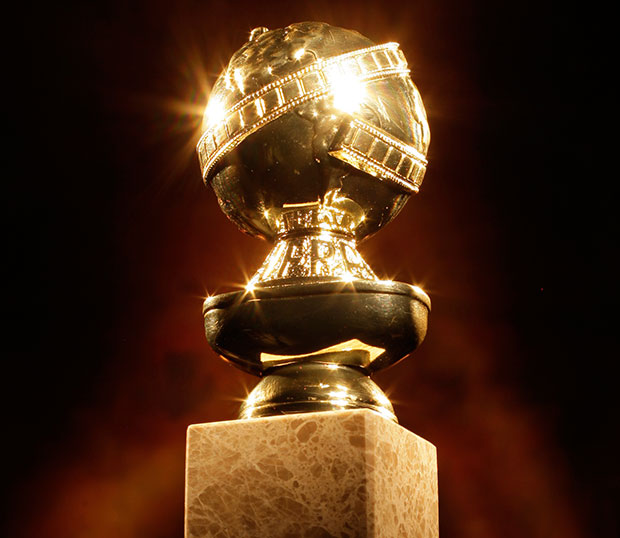 That's all Golden Globes!
