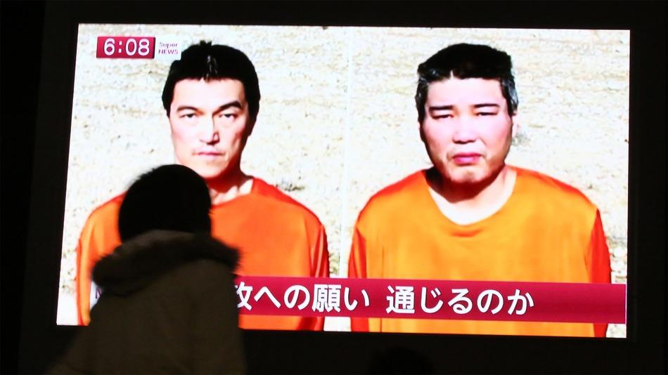 Giappone: governo in cerca di informazioni sugli ostaggi dell'ISIS
