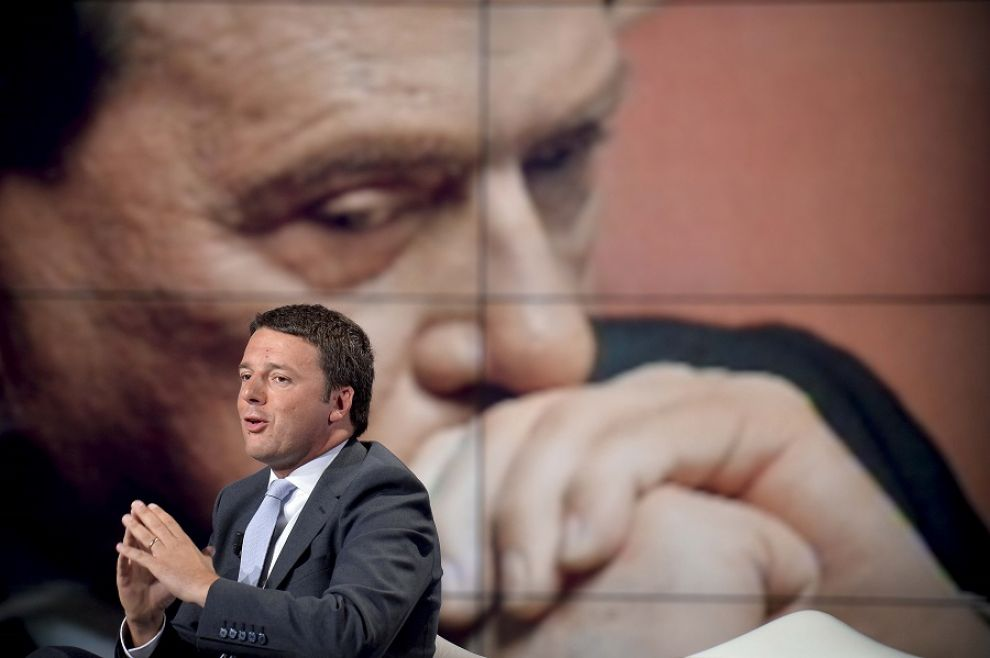 Polemiche sulla norma salva-Berlusconi, Renzi pronto a bloccare la riforma del fisco