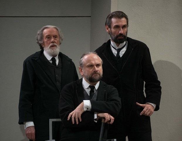 Lehman Trilogy visto al Piccolo Teatro Grassi