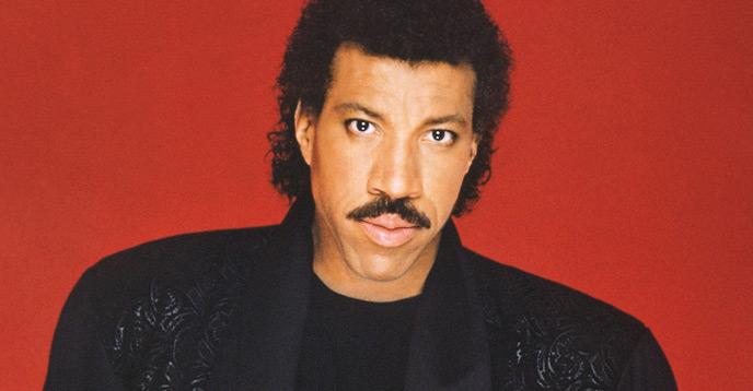 Lionel Richie, ha voglia di caricarsi con l'energia italiana. Il Forum d'Assago lo aspetta