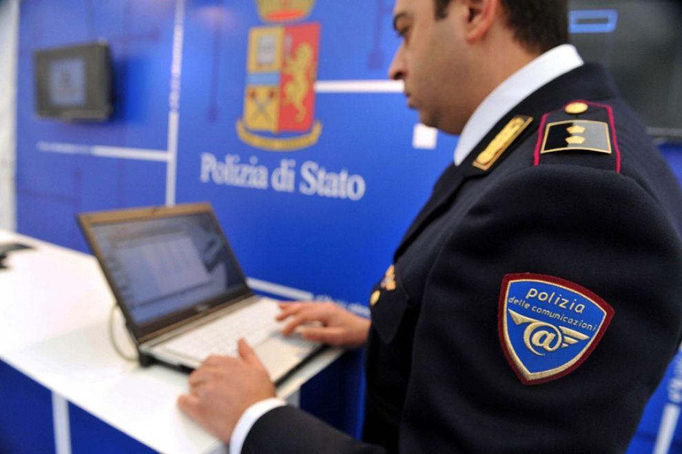 Pedopornografia e truffe in rete, ecco il bilancio della Polizia Postale