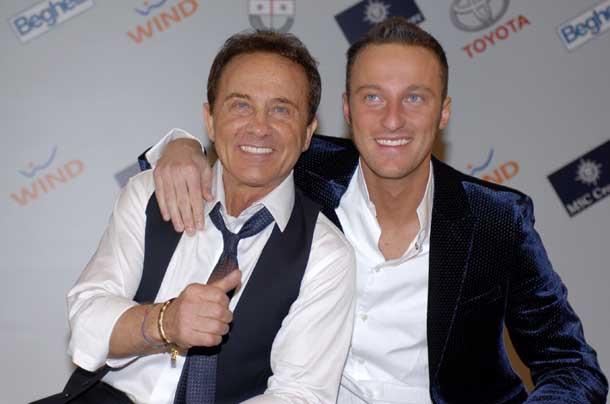 Roby e Francesco Facchinetti in due sulla poltrona di The Voice of Italy, arriva la doppia postazione