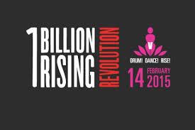 """Sabato 14 febbraio tutte le donne in piazza per il flash mob  """"One billion Rising"""""""