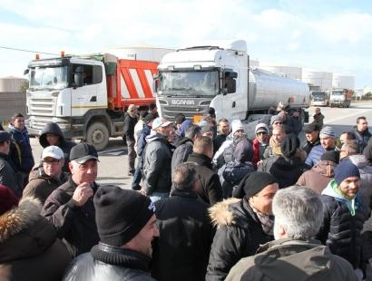 Ilva, 150 tir in strada per protestare contro i ritardi nei pagamenti