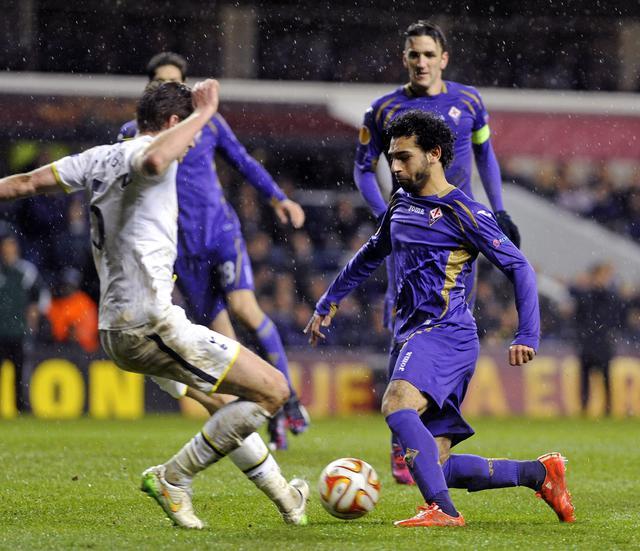 La Fiorentina pareggia nella difficile trasferta di Londra