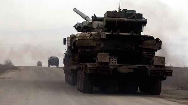 Ucraina: l'esercito abbandona la città strategica di Debaltseve