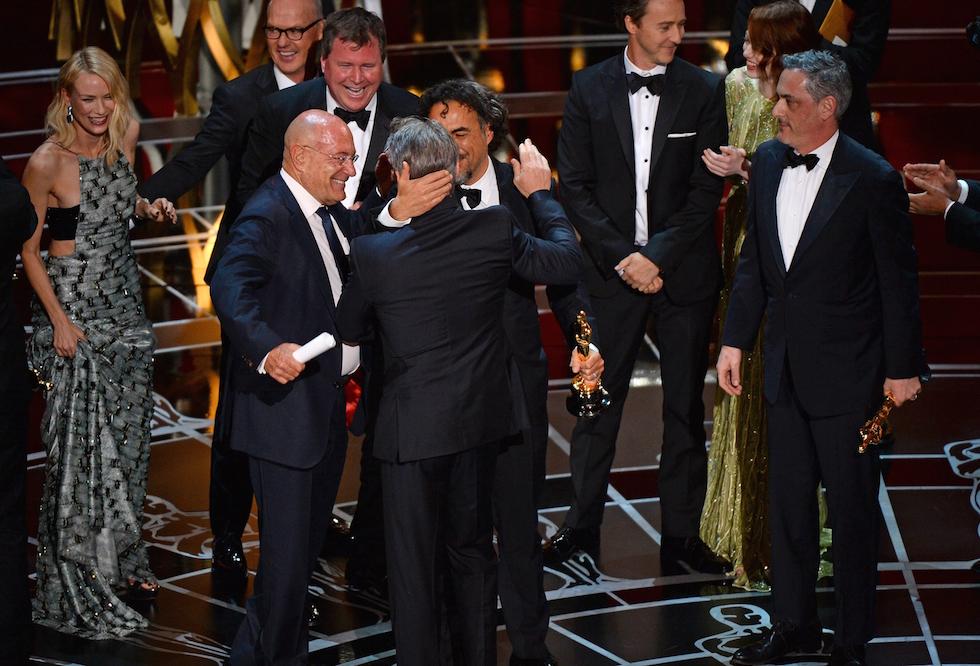Per chi si fosse perso l'87esima edizione degli Academy Awards: «And the Oscar goes to…»