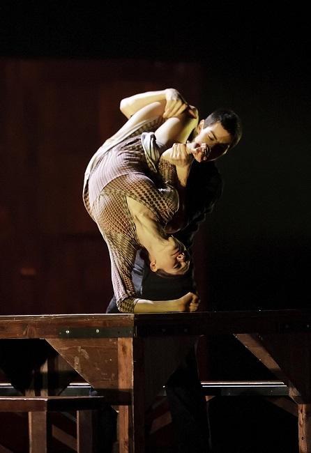 """""""Carmina Burana"""", la danza al Teatro Vascello"""